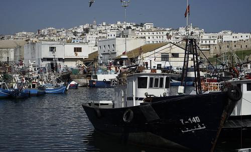 Die letzten Tage eines maritimen, sozialen Schmelztiegels
