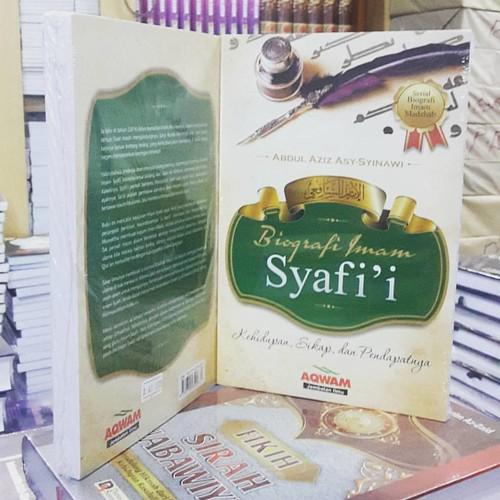 Bismillah,  Telah Terbit Buku Baru BUKU BIOGRAFI ULAMA BEST SELLER Karya Abdul Azis Asy-Syinawi Penerbit AQWAM
