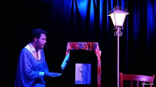 4. Jann Halexander 'Papa, Mum' Spectacle 'A Vous Dirais-Je', Théâtre du Gouvernail 3-11-17
