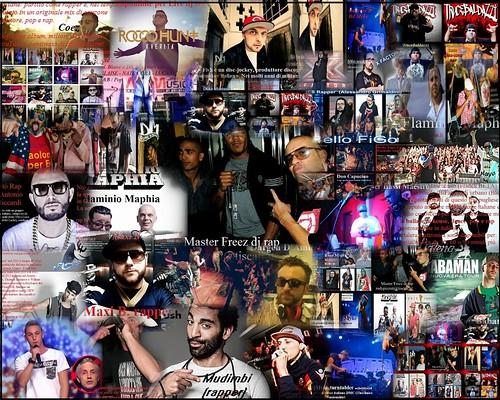 Rap Bassi Maestro,Duke Montana,Rocco Hunt,Inoki Ness,Babaman,Vacca,Maxi B,Flaminio Maphia,Coez,Max Brigante,Danger D'Amico,Power Francers,Rancore&Dj Myke,Baby K,Two Fingerz,Noyz Narcos,Shade e-mail agenzia.rudypizzuti@libero.it.Gemitaiz,Madman,Salmo,Fedez