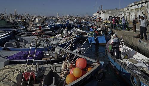 Die letzten Tage eines maritimen, sozialen Schmelztigels