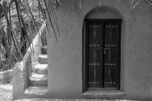 20150801_Al Ain_20 B&W