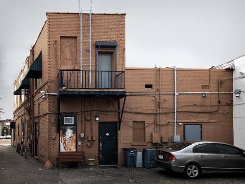 Sun Studio Café (1908), view02, 708-710 Union Ave, Memphis, TN, USA