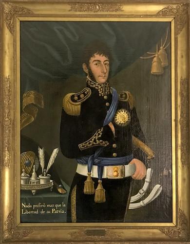 Retrato del General José de San Martín 1818