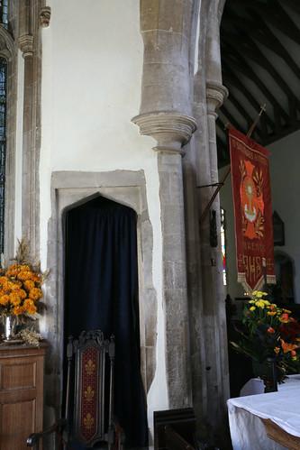 St Mary the Virgin, Mendlesham, Suffolk