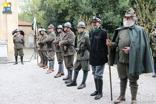 4 novembre festa dell'Unità d'Italia e delle Forze Armate (5/11/2017)