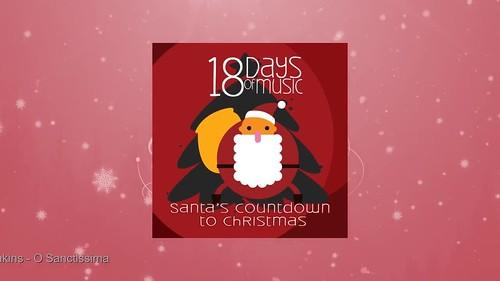 Santas Countdown to Christmas 18 Days of music