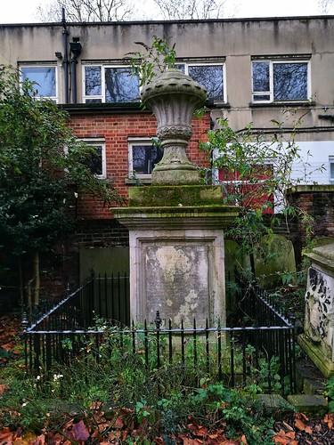 St George's Gardens Bloomsbury