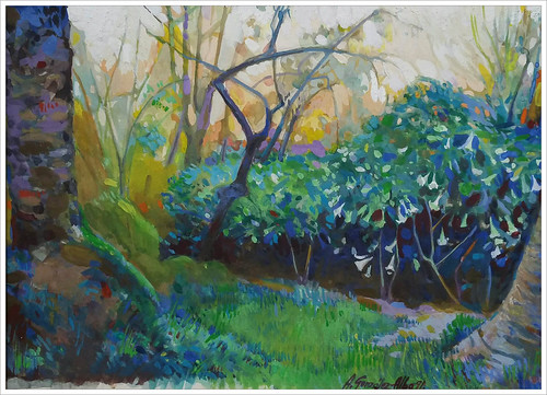 3. Rincón del Jardín del Valle. 1991