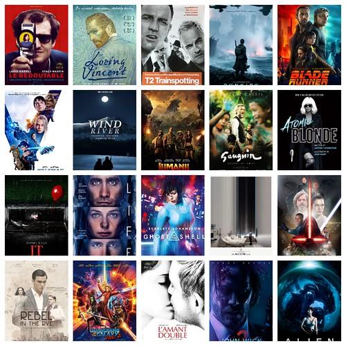 Best Movies of 2017 @ deepskyobject
