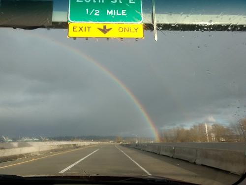 Double Rainbow 01-21-18