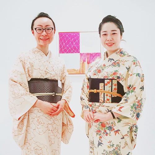 "Group show ""Inu Inu Inu Inu (Various Dogs)""  at REIJINSHA GALLERY, Ginza, Tokyo with curator Maiko Yamauchi"