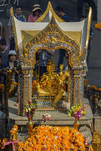 Thailand - Bangkok - Erawan Shrine_DSC6321