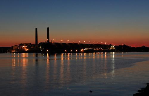Dusky Docks