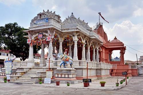 India - Madhya Pradesh - Mandu - Jain Temple - 1