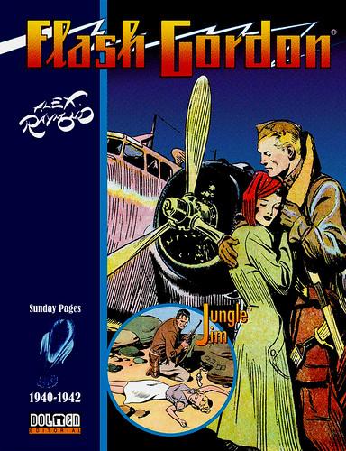 Flash Gordon - Jungle Jim 1940-1942