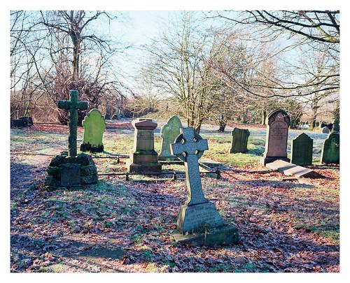 Cemetery, Barton, Salford