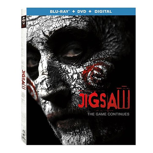 #Thisfunktional #Movie: #Jigsaw is coming to #HomeEntertainment and Thisfunktional.com is running a #Contest to give some #Lucky #Readers a copy for their collection. More #ComingSoon. #Enternow at Thisfunktional.com (#Link in #Bio). #Movies #Horror #SawF