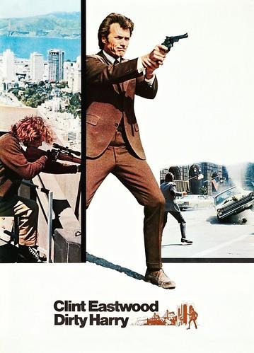 Dirty Harry (1971 / Warner Bros.)