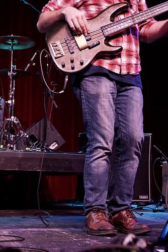 Ross Adams-guitar player