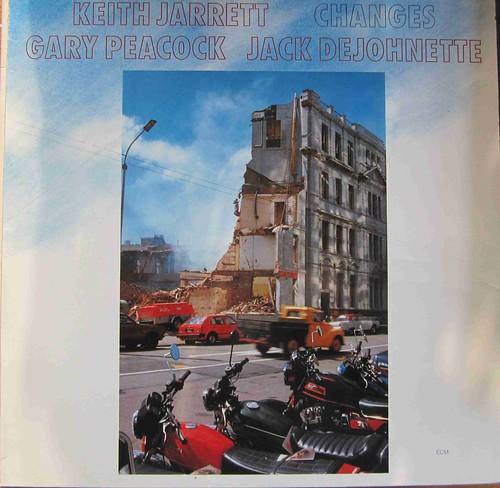 Keith Jarrett - Gary Peacock - Jack DeJohnette - Changes