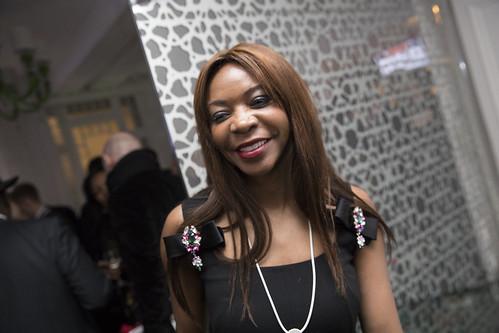 Dr Dambisa Moyo