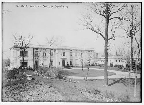Trailsend, Home of Gov. Cox, Dayton, O. [i.e. Ohio] (LOC)