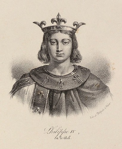 Philip IV of France 1268-1314