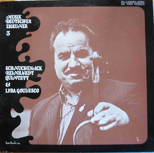 Schnuckenack Reinhardt (violin) + Quintett     -     DA CAMERA
