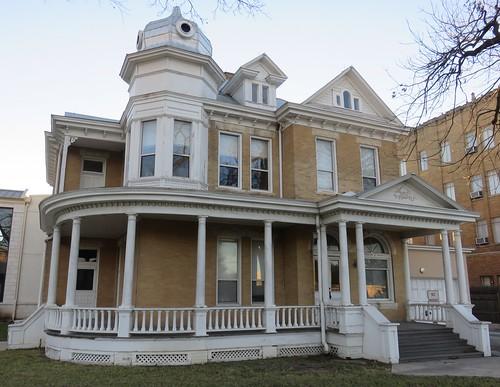 Walter Faust House (New Braunfels, Texas)