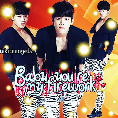 Baby You're My Firework 🎆💝