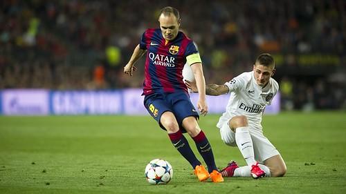 !Francisco Javier Fernandez¡ Los 10 grandes momentos de la temporada de Andrés Iniesta
