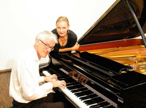 Clemens Rave und Caroline Weichert