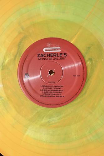 Zacherle's Monster Gallery Vinyl