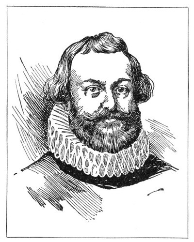 Miles Standish and the Pilgrims [1584-1656]