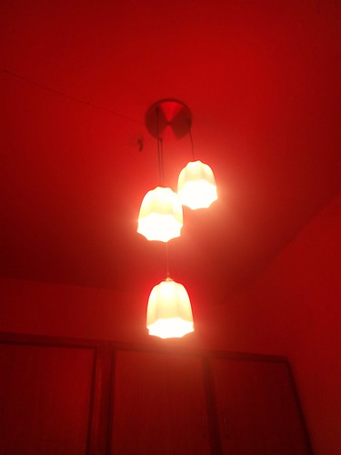 Shades of Red Light