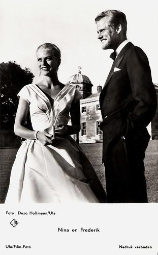 Nina & Frederik van Pallandt