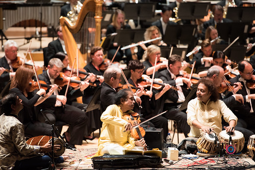Bharat Symphony, London Symphony Orchestra at Barbican Centre