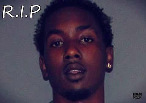 #RIP  #Gangstalicious