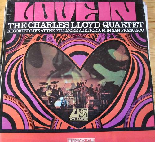 Charles Lloyd + Keith Jarrett   -   Love in, Live at Fillmore, San Francisco   -   ATLANTIC