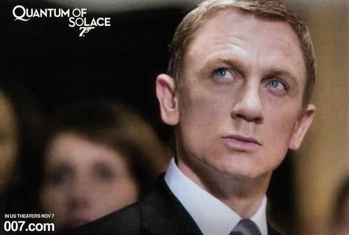 Daniel Craig in Quantum of Solace (2008)