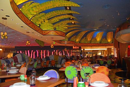 Samba Brazilian Steakhouse. The Mirage Resort & Casino. Las Vegas Nevada.