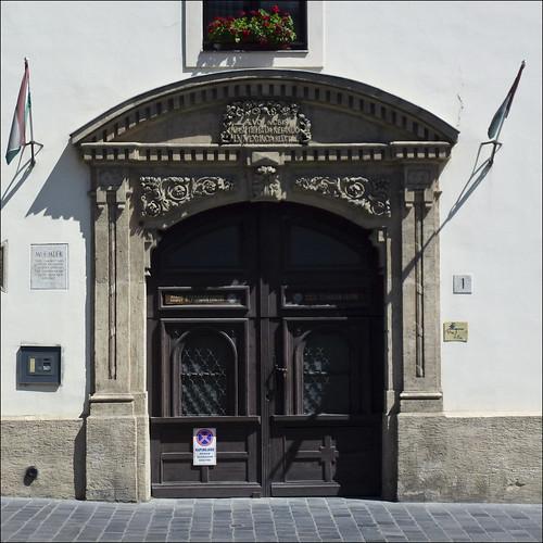 Puerta de Budapest