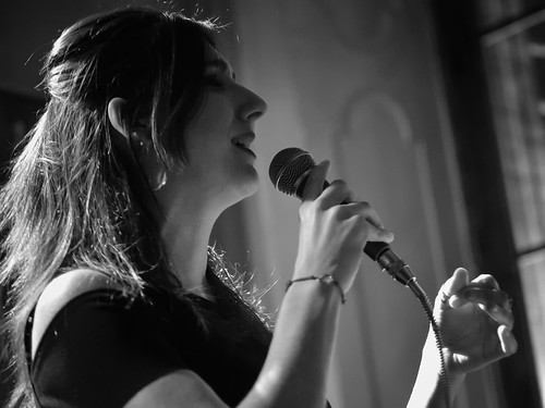 Sara Jane Ghiotti @ Zingarò Jazz Club