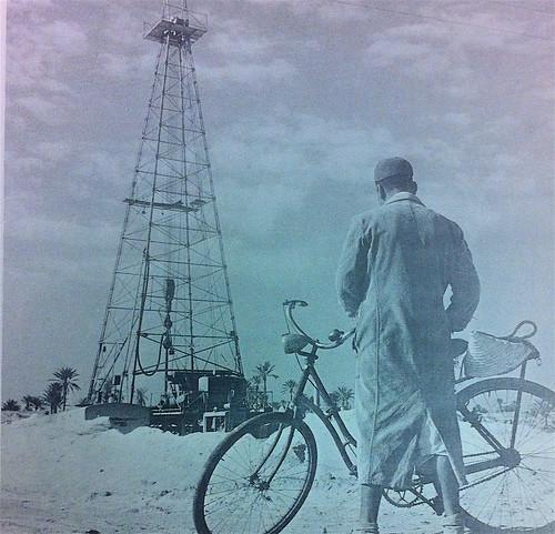 cyclist, Agency for International Development booklet