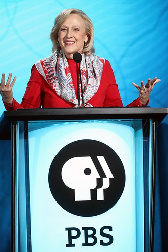 PBS chief discusses Charlie Rose, Tavis Smiley firings, announces sexual-harassment series