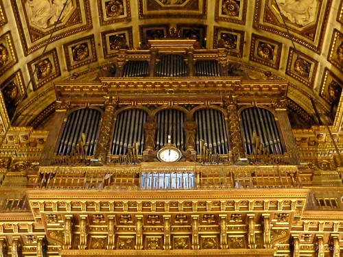 Grand Orgue Aristide Cavaillé-Coll (1846), La Madeleine..Paris