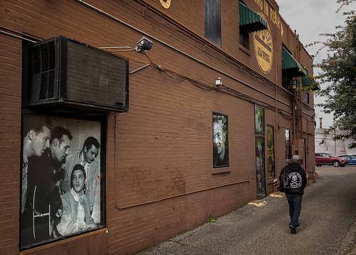 Sun Studio Café (1908), view03, 708-710 Union Ave, Memphis, TN, USA