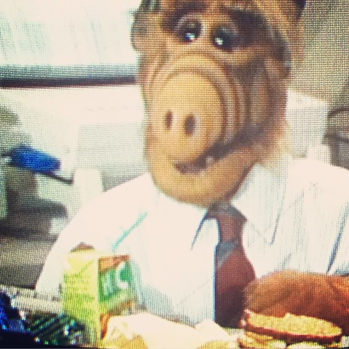 Alf and Ecto Cooler