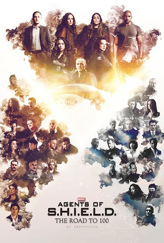 Agents of S.H.I.E.L.D. - The Road to 100